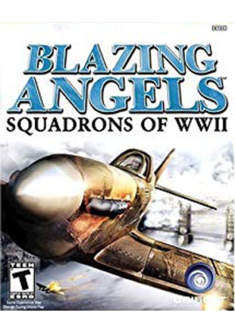 Video Games — Blazing Angels: Squadrons of WWII by Richard Dansky