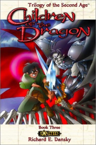 Fiction — Children of the Dragon by Richard Dansky