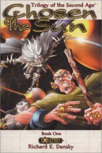 Dark Messiah of Might and Magic — Chosen of the Sun by Richard Dansky