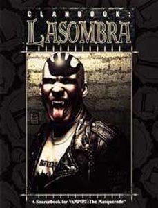 Vampire: The Dark Ages — Clanbook: Lasombra by Richard Dansky