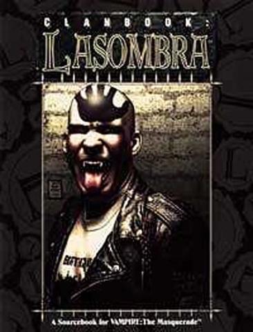 RPGs — Clanbook: Lasombra by Richard Dansky