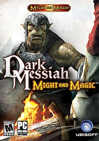 Video Games — Dark Messiah of Might and Magic by Richard Dansky