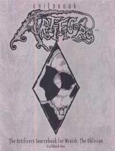 RPGs — Guildbook: Artificers by Richard Dansky