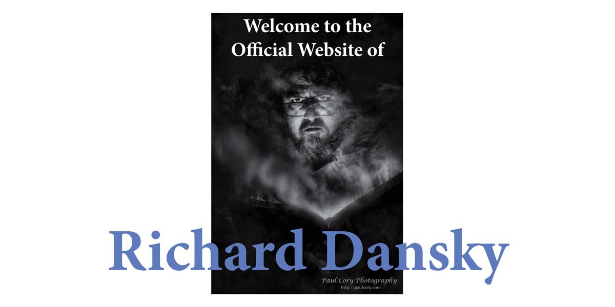 The Official Website of Richard Dansky