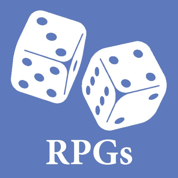 The Official Website of Richard Dansky — RPGs