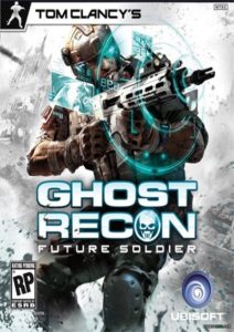 Blazing Angels: Squadrons of WWII — Tom Clancy's Ghost Recon: Future Soldier by Richard Dansky