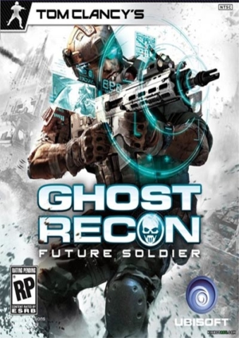 Video Games — Tom Clancy's Ghost Recon: Future Soldier by Richard Dansky