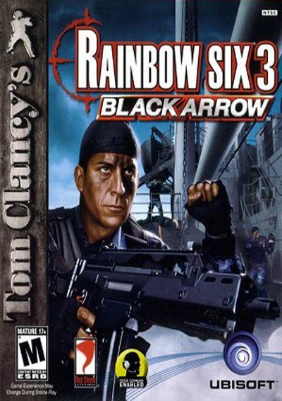 Tom Clancy's Rainbow Six 3: Raven Shield — Tom Clancy's Rainbow Six 3: Black Arrow by Richard Dansky