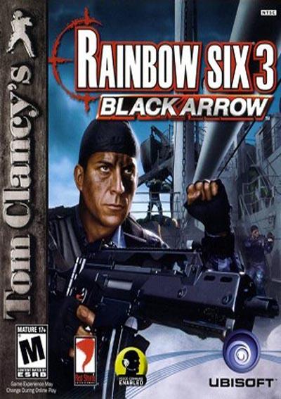 Video Games — Tom Clancy's Rainbow Six 3: Black Arrow by Richard Dansky