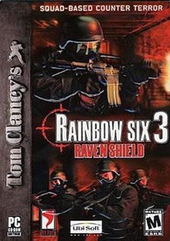 Video Games — Tom Clancy's Rainbow Six 3: Raven Shield by Richard Dansky
