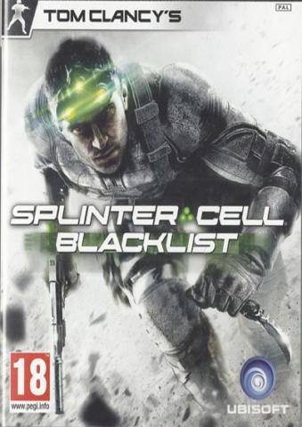Video Games — Tom Clancy's Splinter Cell: Blacklist by Richard Dansky