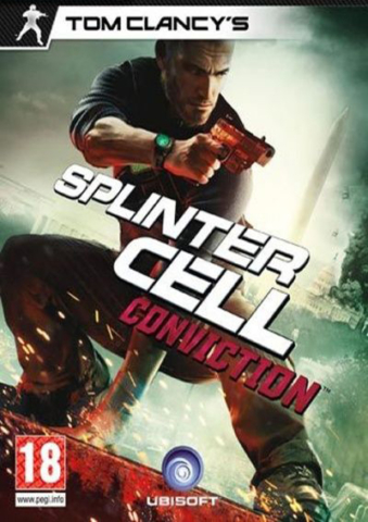 Video Games — Tom Clancy's Splinter Cell: Conviction by Richard Dansky