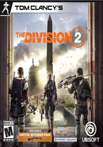 Video Games — Tom Clancy's The Division 2 by Richard Dansky