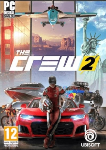 Video Games — The Crew 2 by Richard Dansky