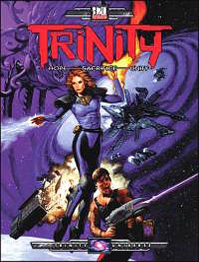 RPGs — Trinity by Richard Dansky
