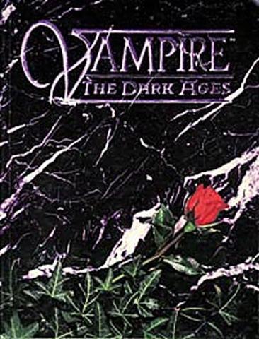RPGs — Vampire: The Dark Ages by Richard Dansky