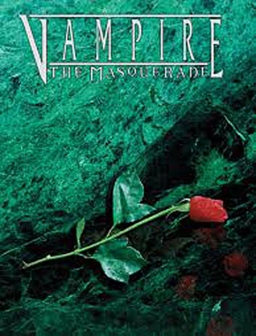 RPGs — Vampire: The Masquerade Revised Edition by Richard Dansky