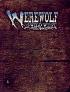 Breedbook Corax — Werewolf: The Wild West by Richard Dansky
