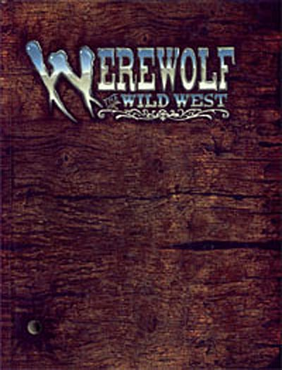 Breedbook Corax — Werewolf: The Wild West by Richard Dansky