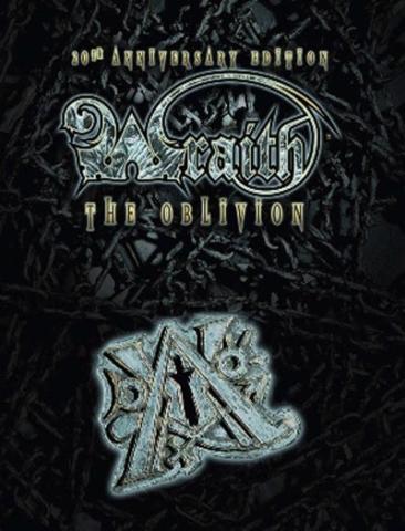 RPGs — Wraith: The Oblivion 20th Anniversary Edition by Richard Dansky